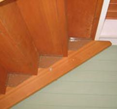Build Interior Stairs (including Basement Stairs) Using The EZ Stairs  Building System. Photo Gallery
