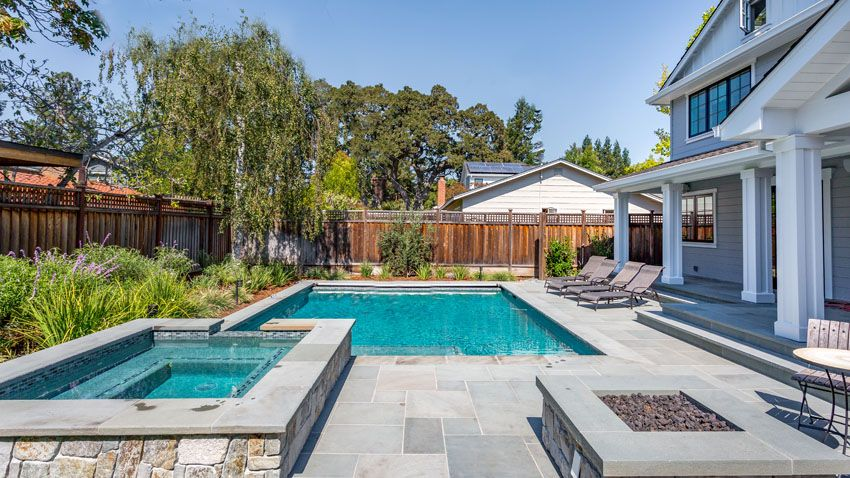 33 Amazing Modern Swimming Pool Designs Small Backyard Pools