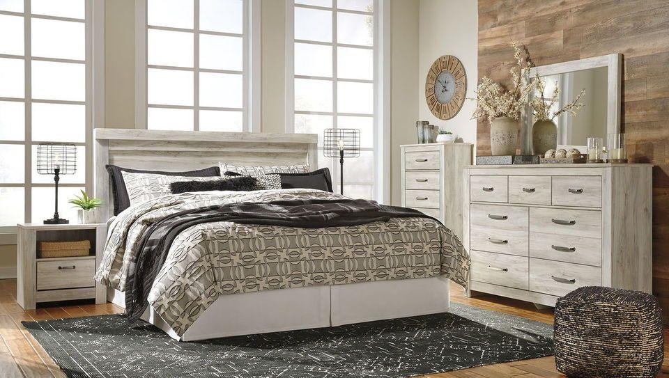 Bellaby Whitewash Dresser & Mirror in 2020 Bedroom sets