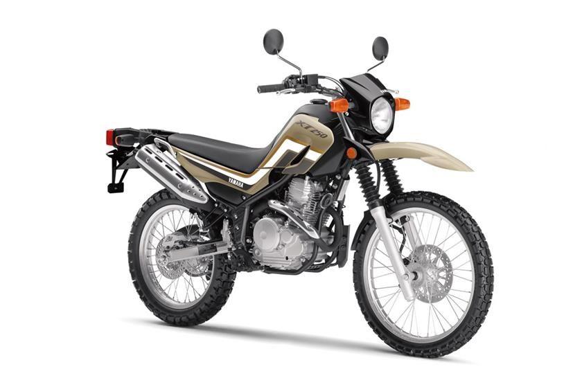 2018 Yamaha XT250 Dual Sport Motorcycle xt 225 Pinterest