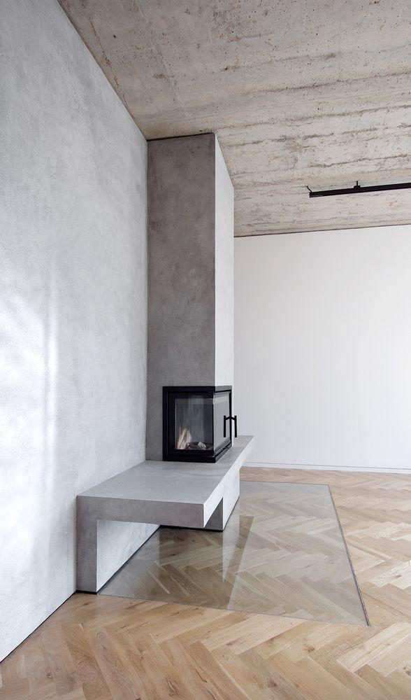 Gallery of Minimalist Apartment in Prague / COLLARCH - 7