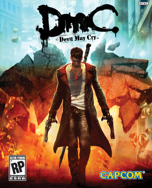 FREE DOWNLOAD GAME Devil May Cry 2013 Download game full version