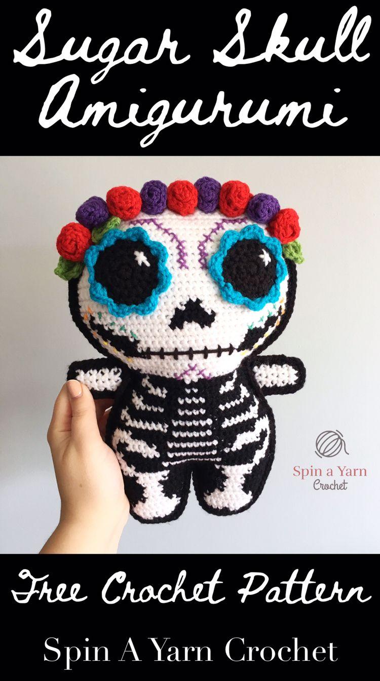 Free Crochet Pattern from Spin a Yarn Crochet | crochet en 2018 ...