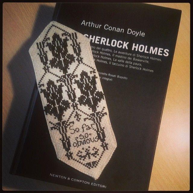 Sherlocks Wallpaper Bookmark