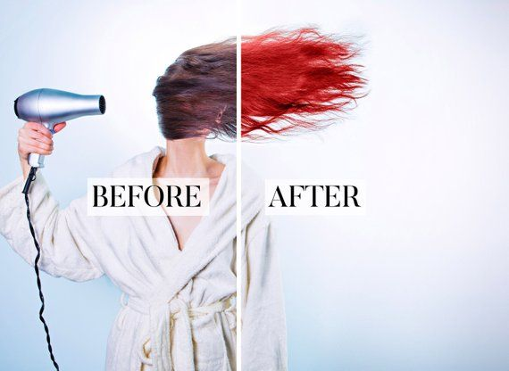 Change Hair Or Eye Color Custom Photoshop Retouch Professional