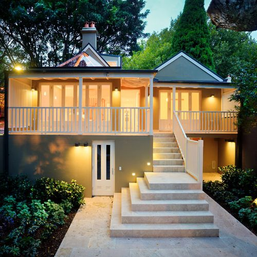 Best Tips To Design The Outside Of Split Level House Home