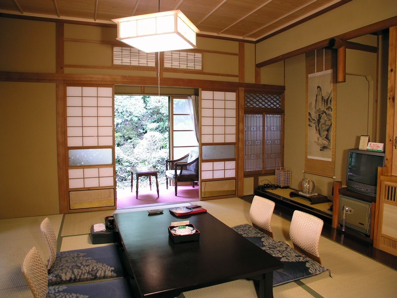 The Simplicity Of Japanese Living Room Design Living Room