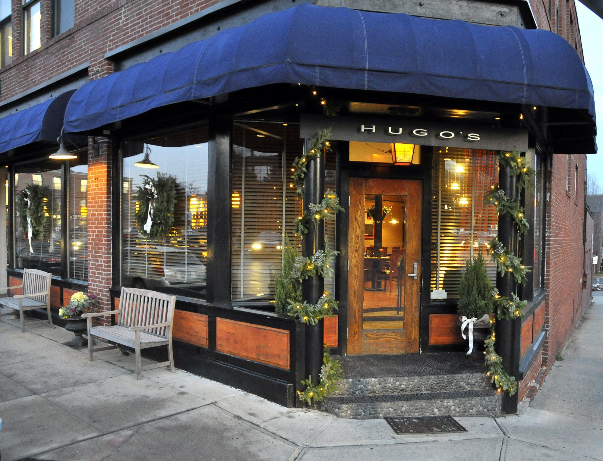 Hugo S Portland Maine 88 Middle Street Great Restaurant Portlandmaine
