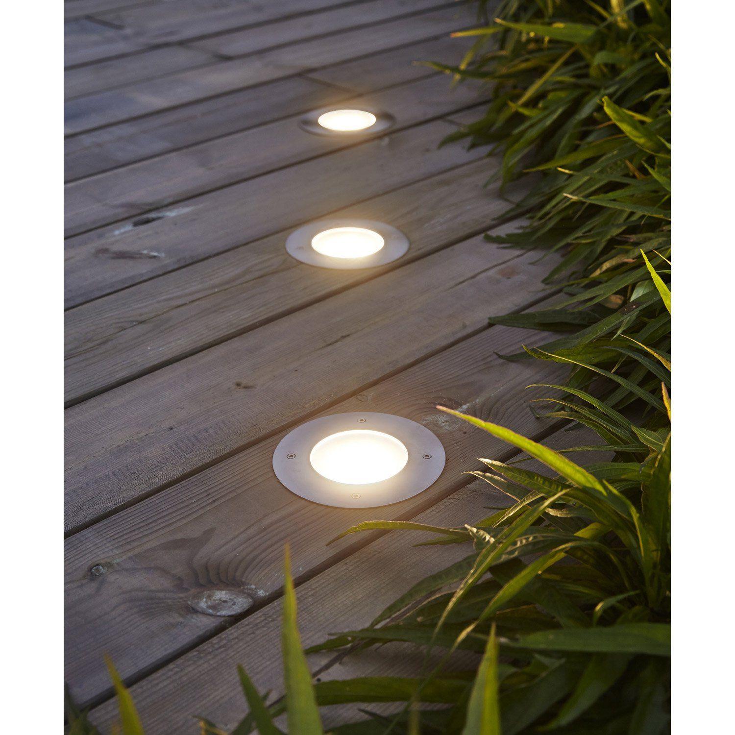 Matiere Principale Plastique Eclairage Terrasse Eclairage Exterieur Terrasse Eclairage Piscine