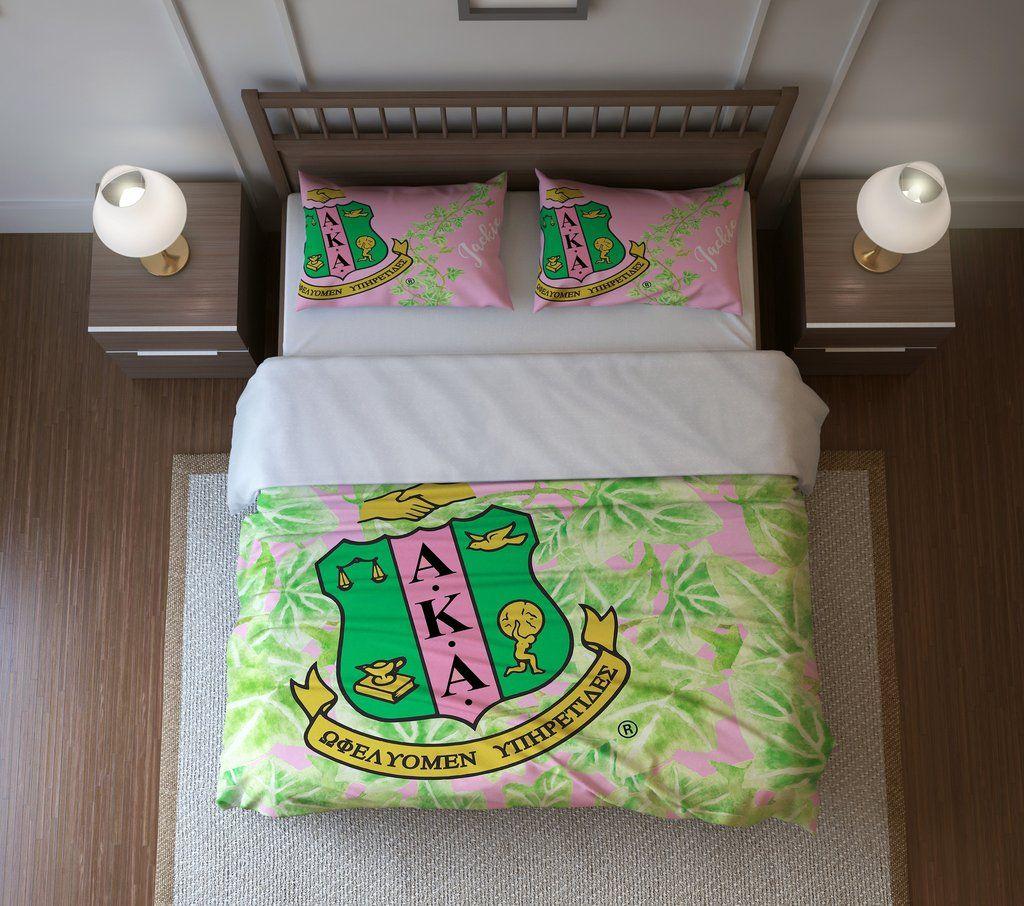 Skee Wee Home Aka Duvet Cover Or Comforter Set