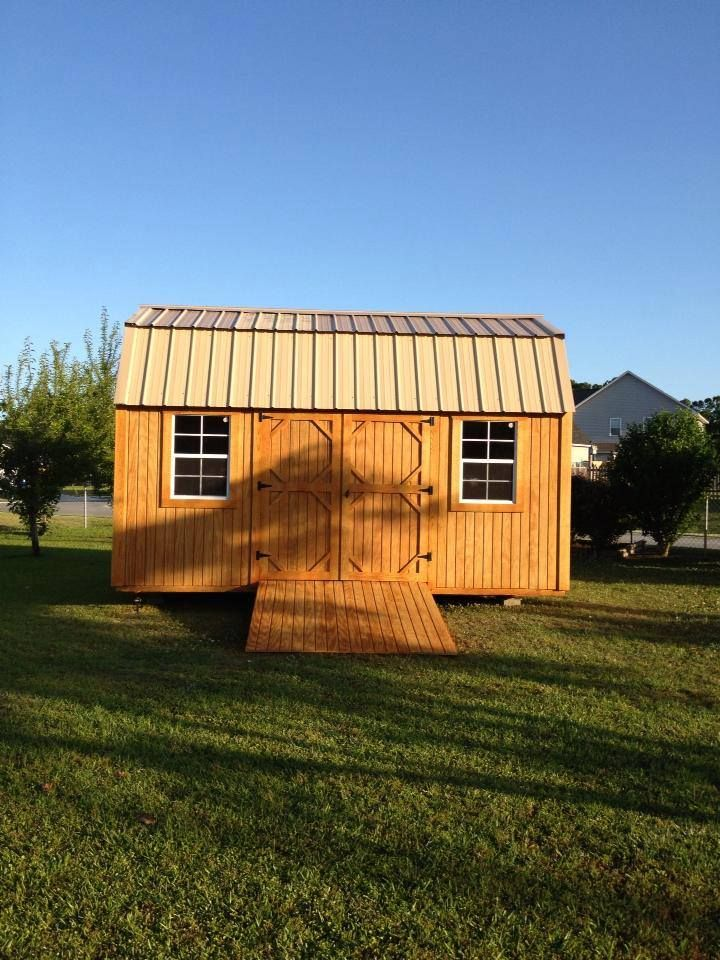 Building from East Carolina Unlimited, LLC. Portable