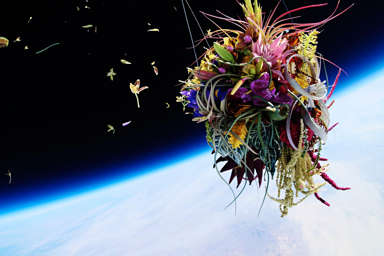 1 Floom Magazine Azuma Makoto Exobiotanica Art Flowers In Space 2
