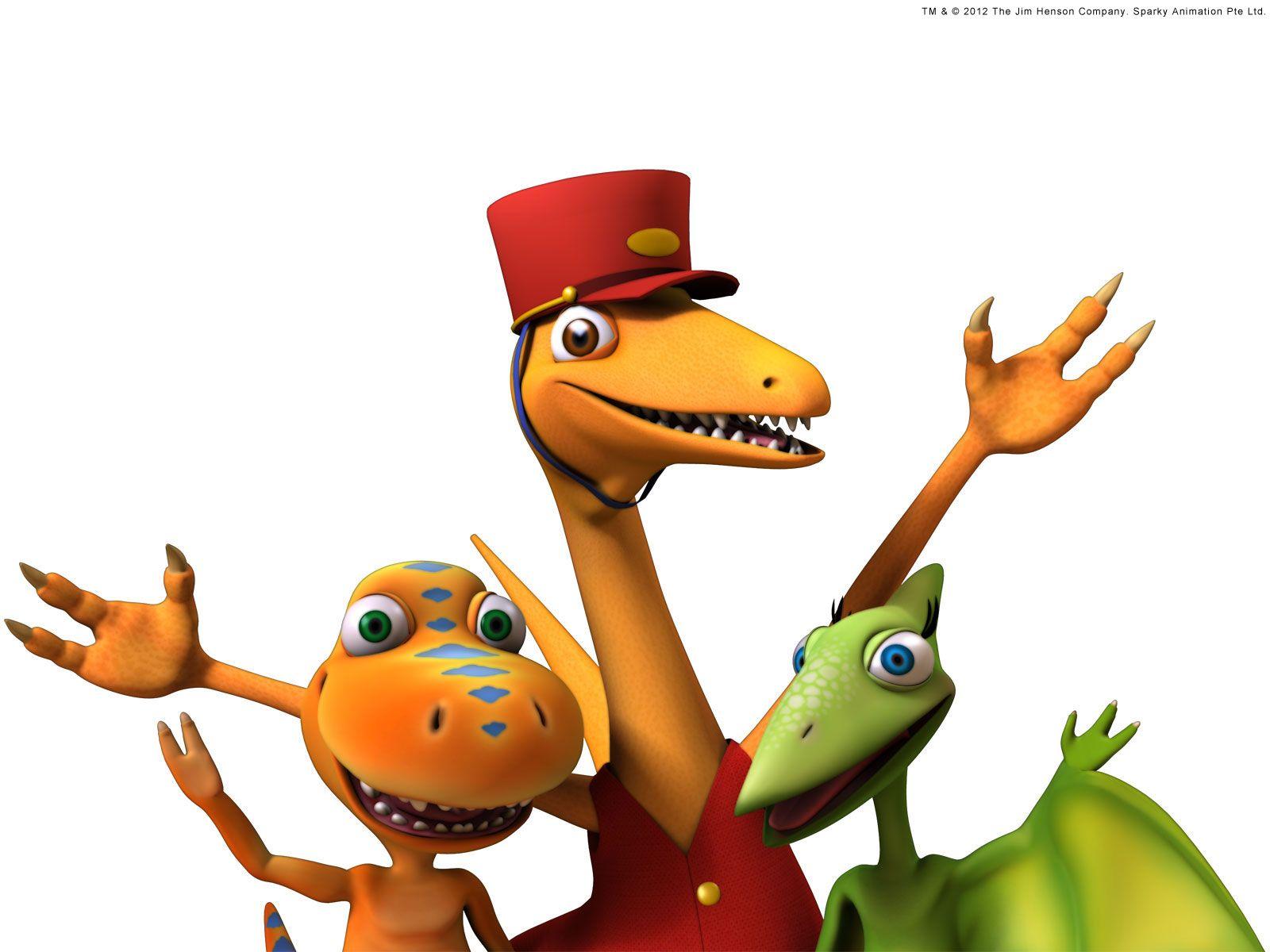 dinosaur train Dinosaur Train Characters Dinosaur
