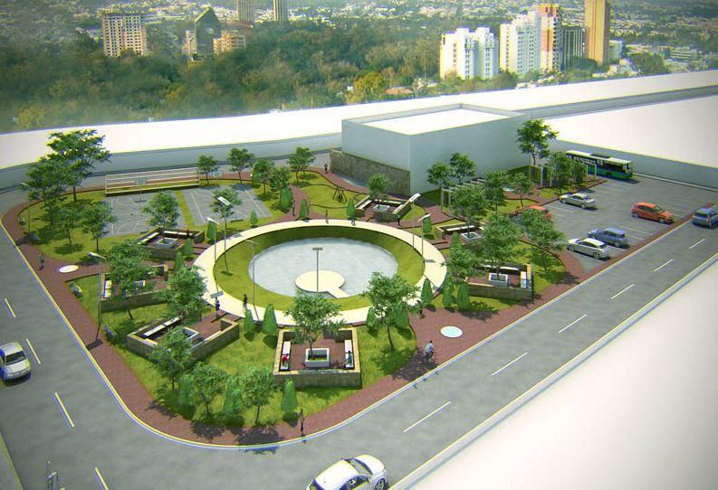 Resultado de imagen para dise os arquitectonicos for Diseno de parques y jardines