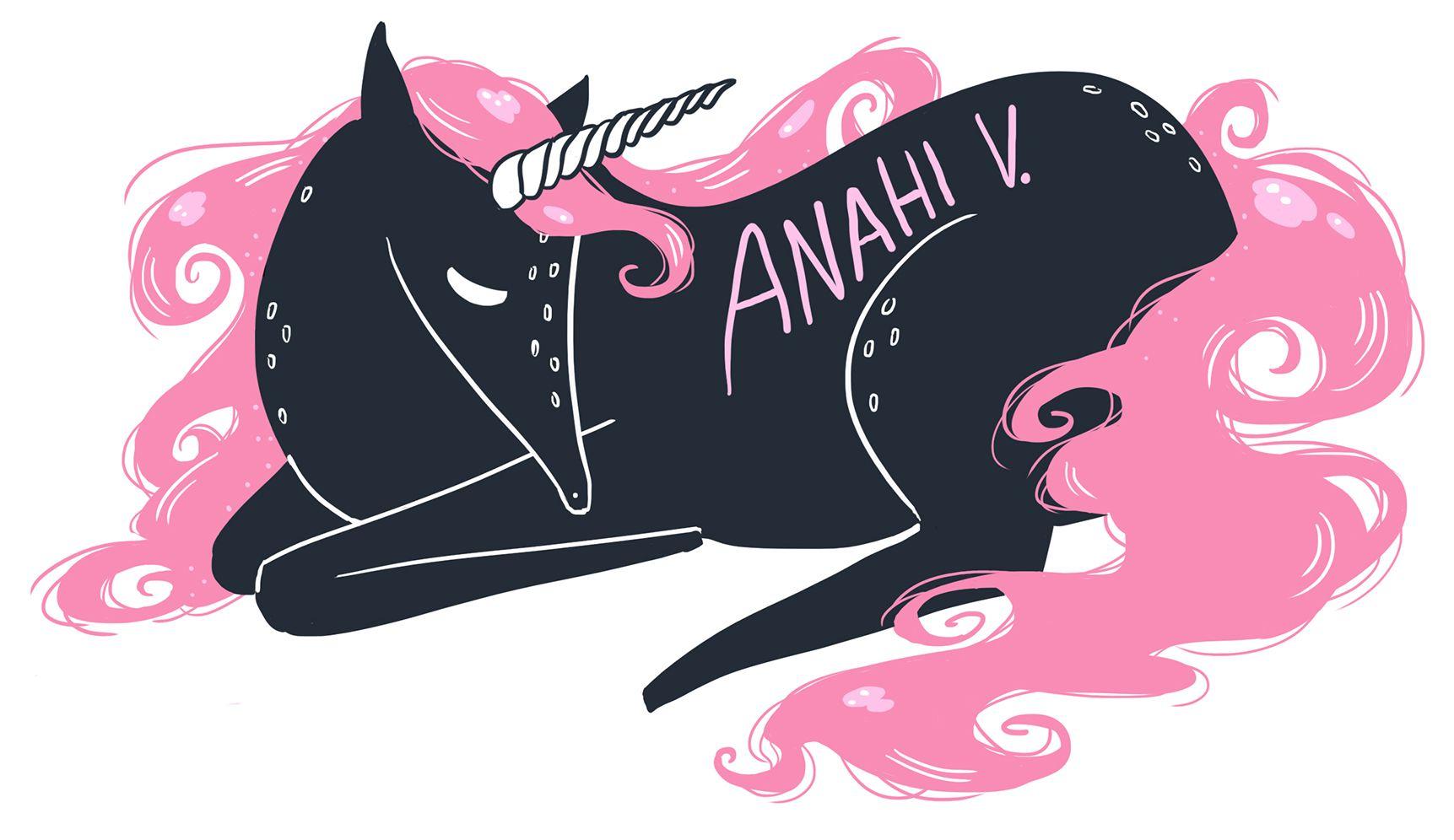 Anahí V