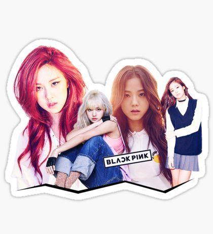 Blackpink Stickers | jualan euy | Kpop dan Stiker