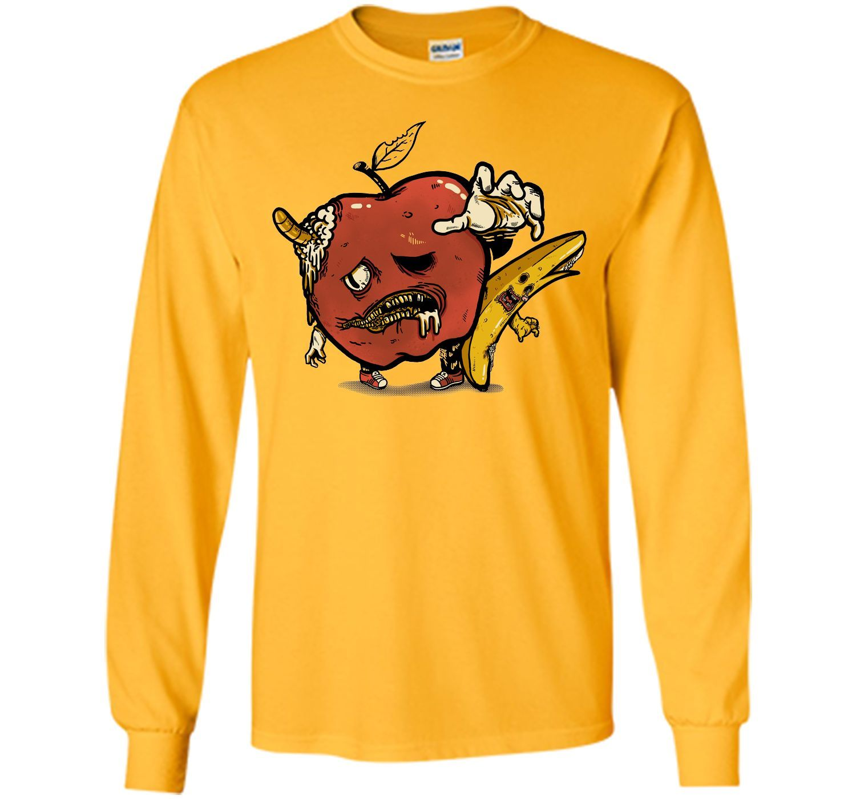Zombies Fruits T-Shirt