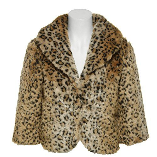 LUZ Faux Fur Leopard Print Jacket,LEO,S Luz http://www.amazon.com/dp/B00O5CAWFW/ref=cm_sw_r_pi_dp_F0Ylub00A9DWB