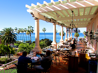 Best La Jolla Cove Hotels - La Valencia Hotel