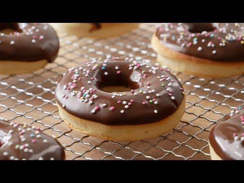 Das Rezept fr Donuts im Backofen Selber Machen & andere ...