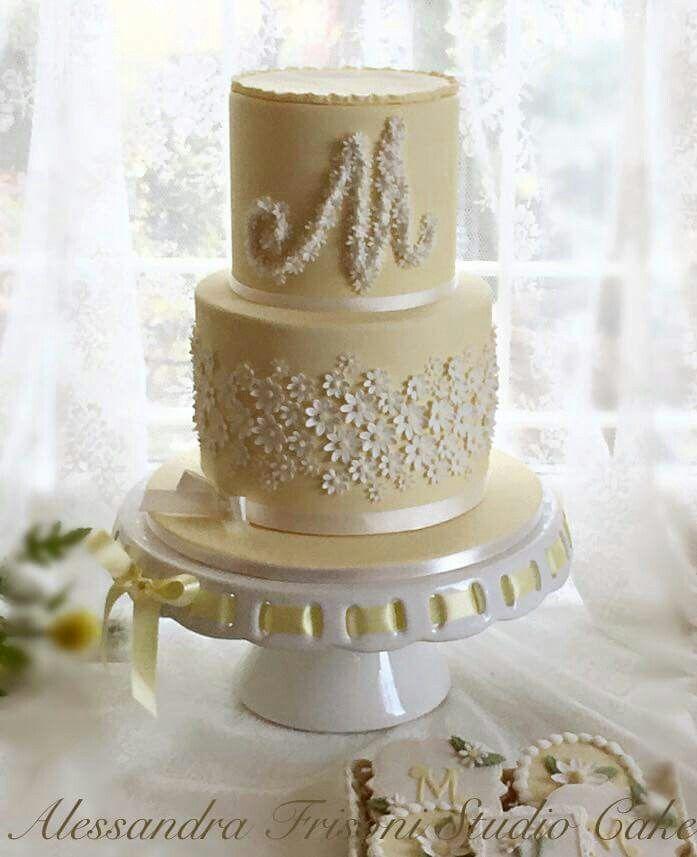 Torta fiorellini