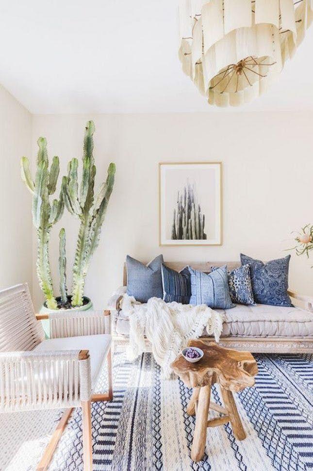 Wonderbaar 12 Tips to Mastering Boho-Beachy Home Decor | Home decor XV-07