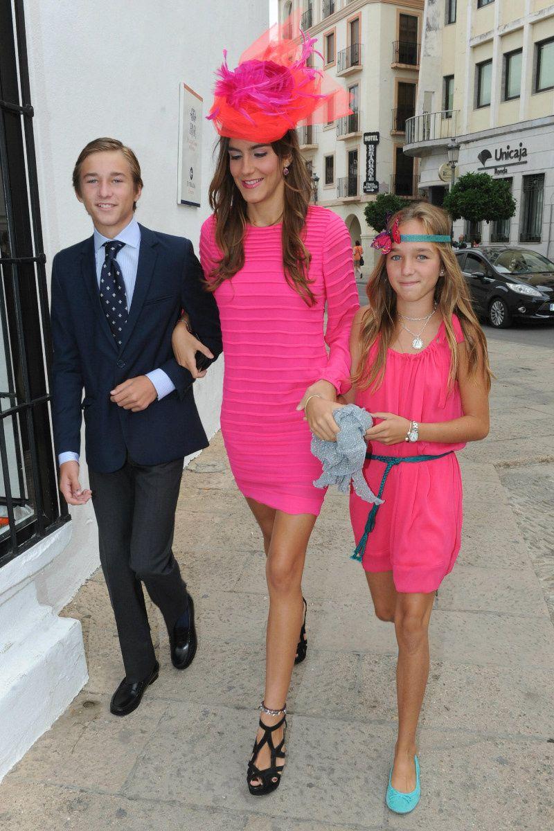 No es Ascot: es la boda de Fran Rivera y Lourdes Montes | La ...