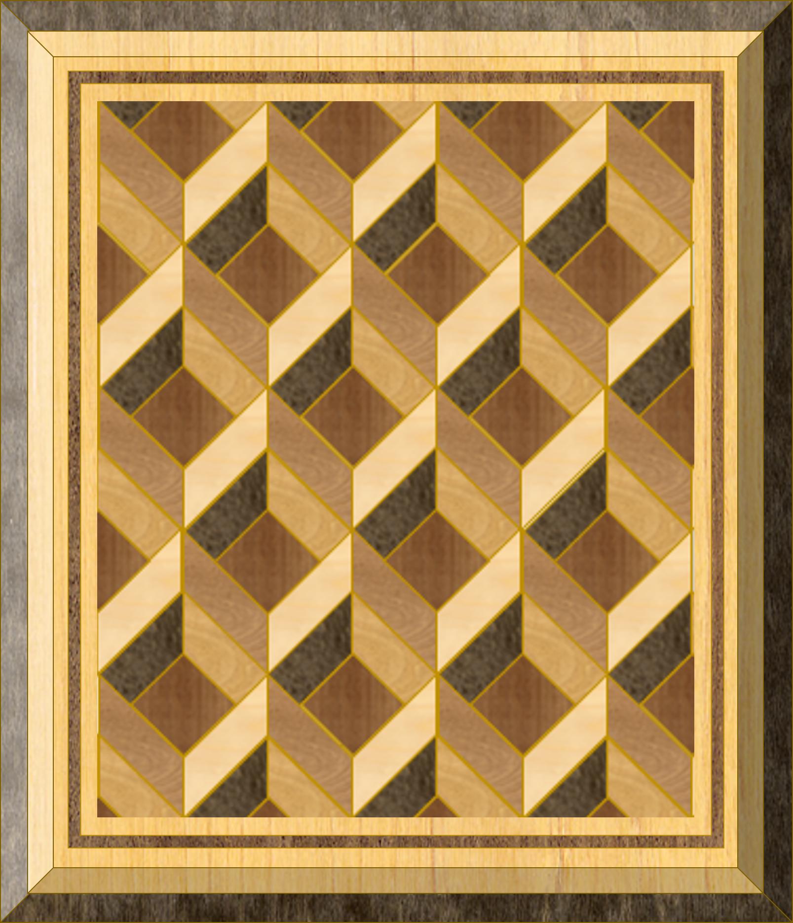 Geometric in marquetry | Taracea - Inlay | Pinterest | Cuttings ...