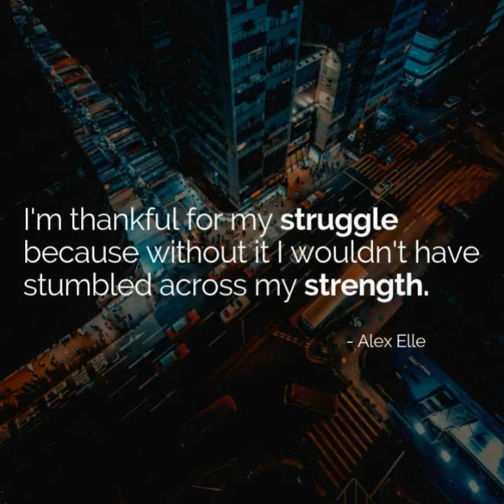 The hard times makes us stronger. Do you agree? #strengthquotes #adversityquotes #growthquotes