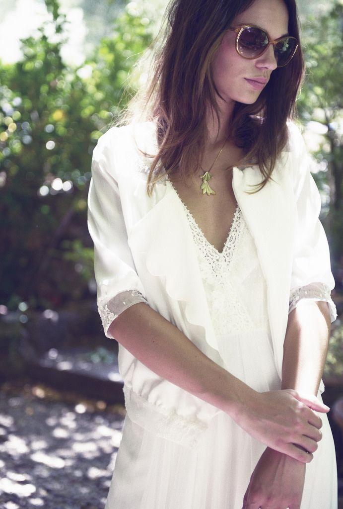 Christina Sfez - robe Salomé Veste Lauranne Madame C, Swan, Style Me, Daisy 3e9cd826675