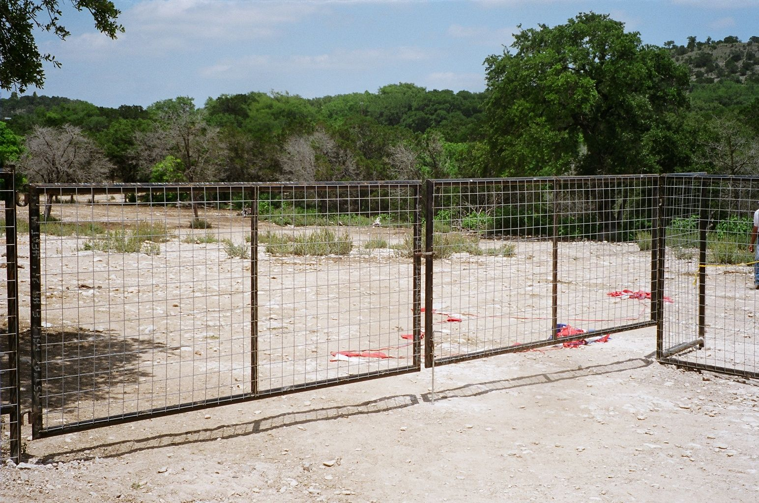 Solar powered ranch gates google search fence ideas for Solar ranch