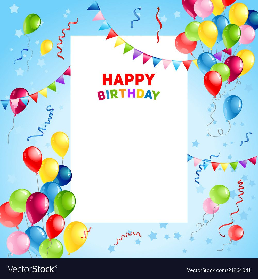 Happy Birthday Templates Dalep Midnightpig Co In Greeting Card Template Powerpoi Happy Birthday Template Birthday Banner Template Birthday Card Template Free