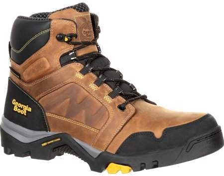 f85e361e6c1 Georgia Boot Amplitude Men's Waterproof Work Boot | Products in 2019 ...