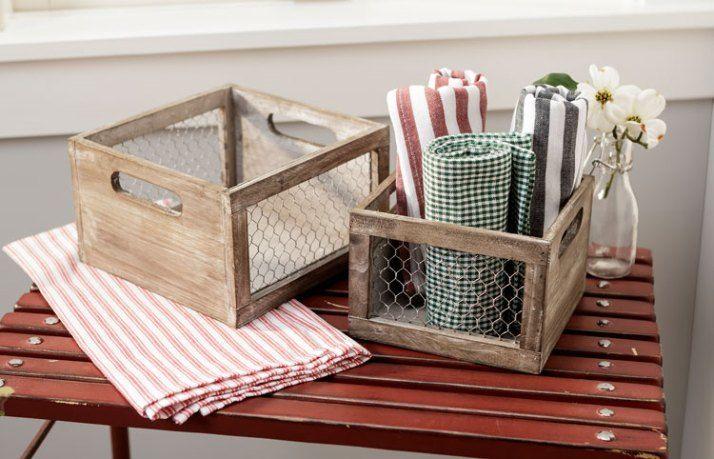 Chicken Wire Basket images