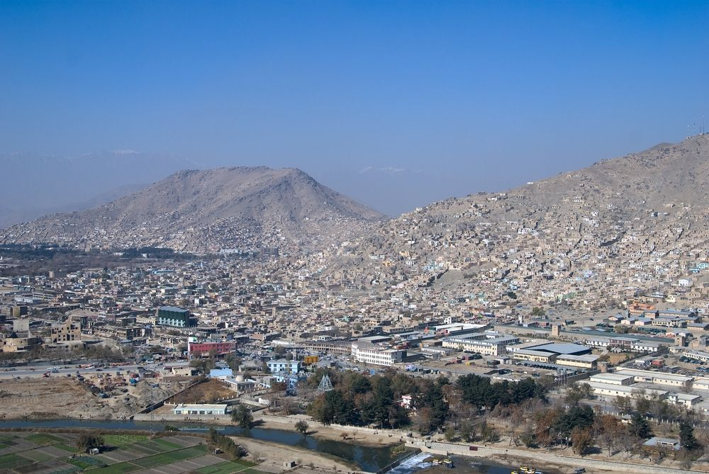 Kabul,  Afghanistan: 10 Most Dangerous Cities in The World to Travel