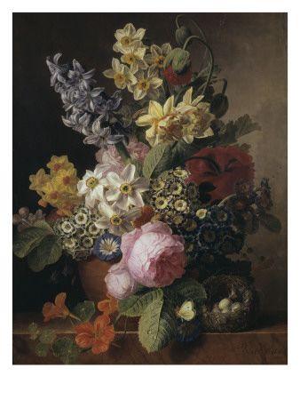 Jan Frans Van Dael Print.  Love this...