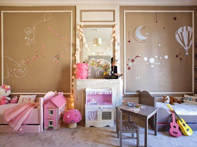 idee-deco-chambre-double-enfant.jpg (640×477) | enfants ...