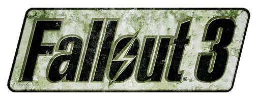 Fallout 3 Typography
