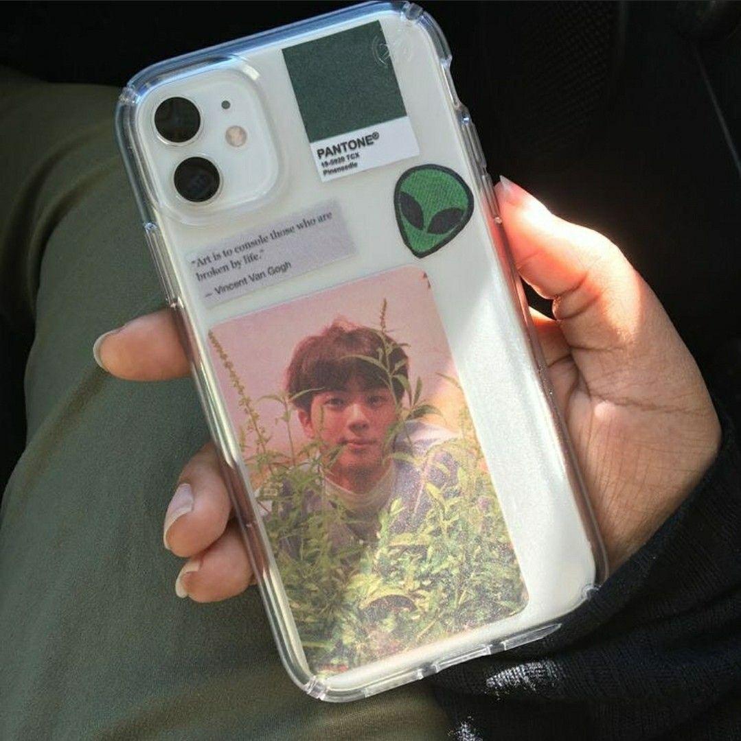 ️° 爱⁷ in 2020 | Kpop phone cases, Aesthetic phone case ...