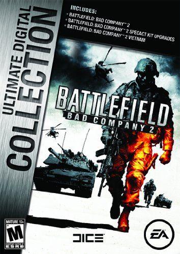 Hot New Release Battlefield Bad Company 2 Ultimate Digital