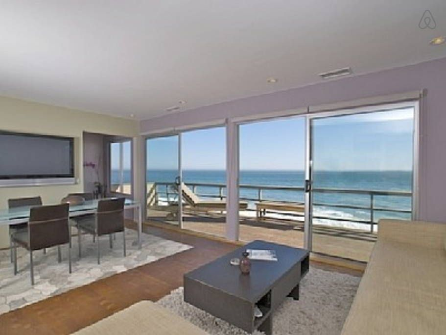 Malibu Oceanfront Property Houses for Rent in Malibu