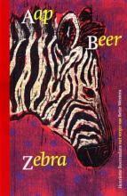 Aap Beer Zebra - Bette Westera