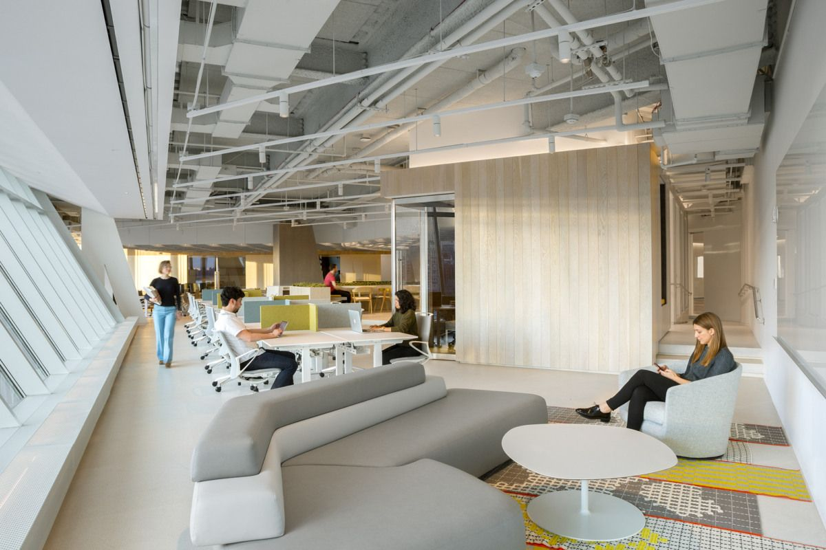 Office Tour: Two Sigma Collision Lab Offices – New York City