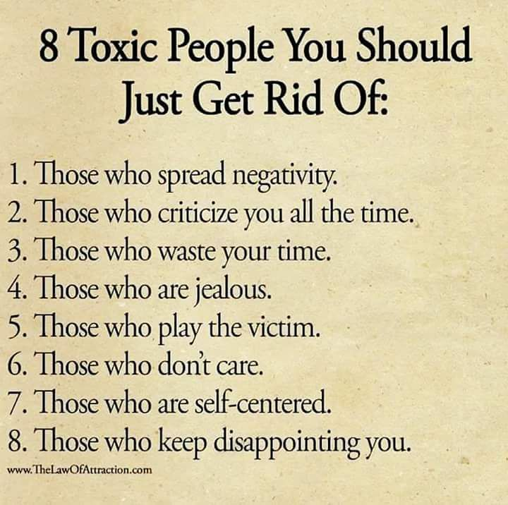 How To Get Rid Of A Toxic Person You Love