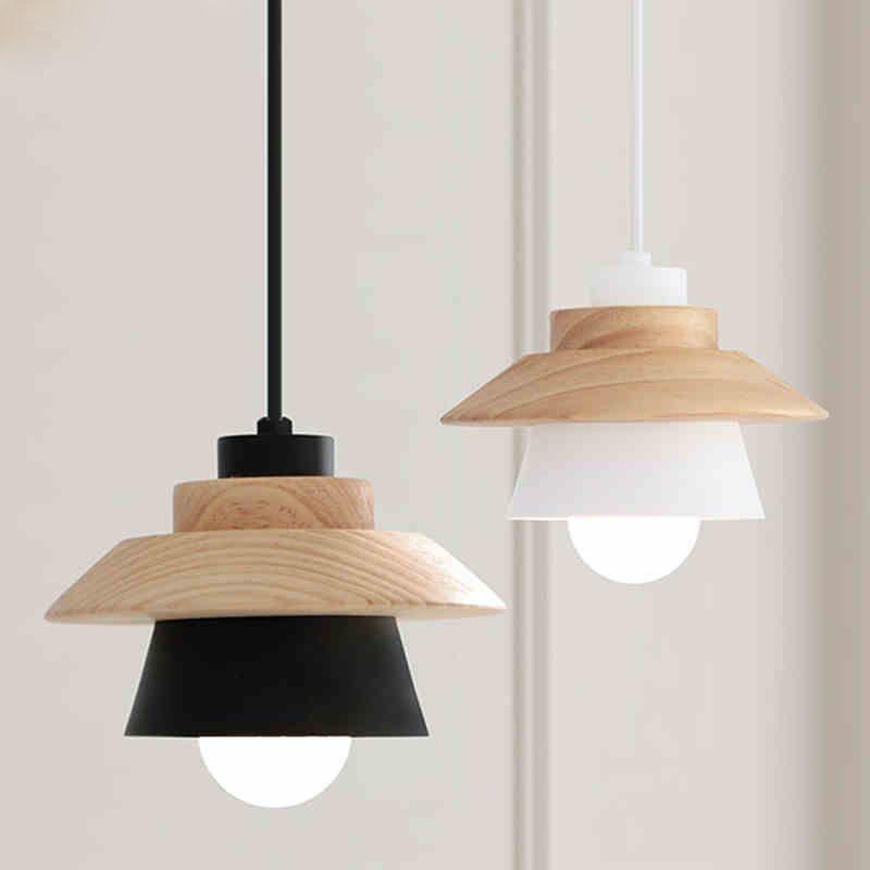 nordic contracted decor pendant lights suspension luminaire e27