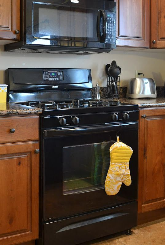 oven glove hook | Tips Tricks and Cleaning | Pinterest