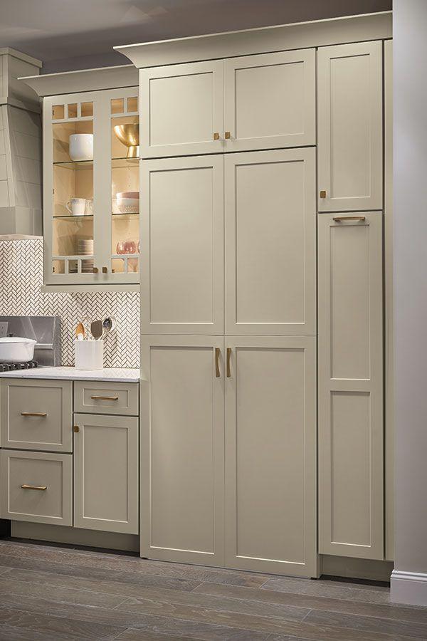 Pantry Walk Through Cabinet Diamond Cabinetry Pantry Design Tall Pantry Cabinet Kitchen Pantry Cabinets