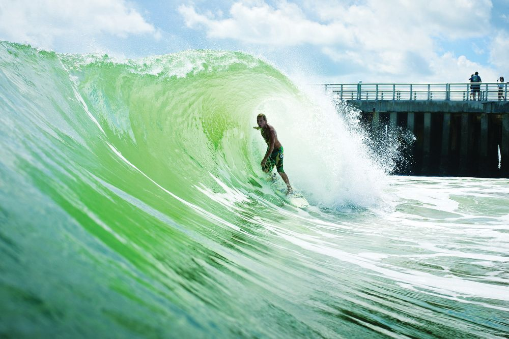 Surfing Magazine Archive Archives Surfer Magazine Surfing Florida Travel Surfing Waves