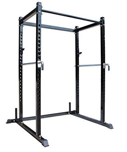 "Titan Power Rack Short 71.5"" Squat Deadlift Lift Cage Bench Racks crossfit pull up Titan Fitness"