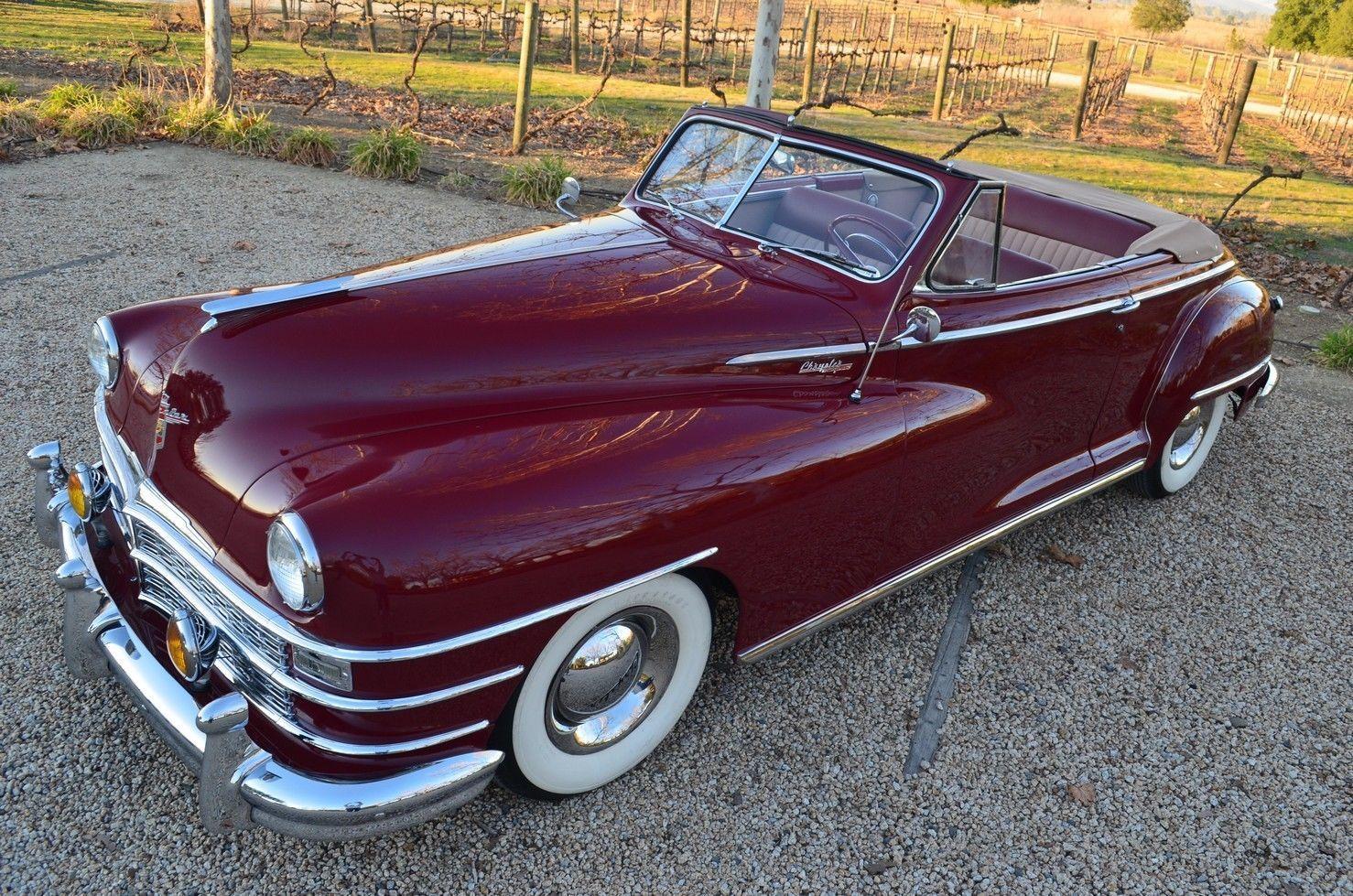 48 Chrysler New Yorker Visits Http Www Northlanddodge Ca For